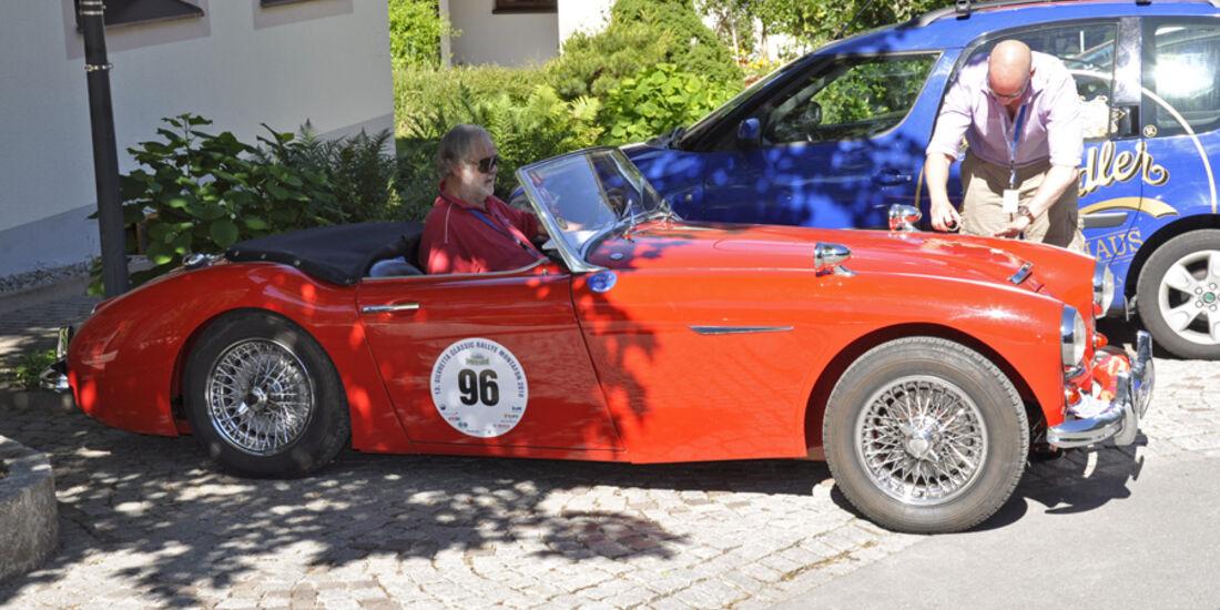 1960er Austin-Healey Mk1.