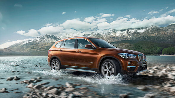 BMW X1 Lang China