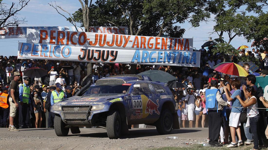 Carlos Sainz - Dakar 2011