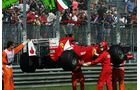 Fernando Alonso - Formel 1 - GP Italien - 07. September 2012