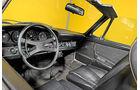 Porsche 911 S Targa, Cockpit