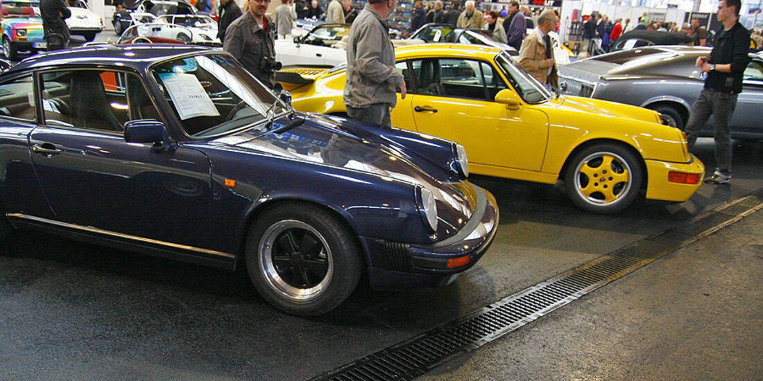 Porsche 911 SC 3.2 und Porsche 911 SC 3.0