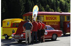 Silvretta Classic 2010 - Tag 1 Impressionen - Bosch-Servicewagen