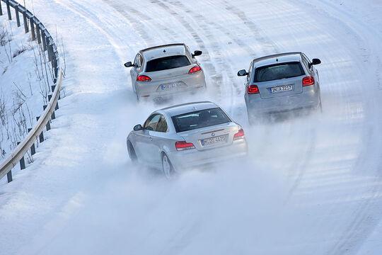 VT Antrieb Audi A3, VW Scirocco, BMW 125i
