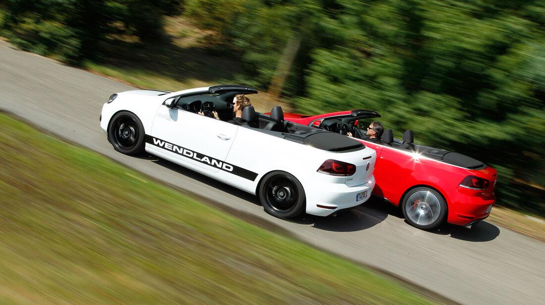 VW Golf GTI Cabrio, Wendland-VW Golf