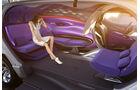 00/2011 IAA 2011 Citroen Tubik Conceptcar, Innenraum