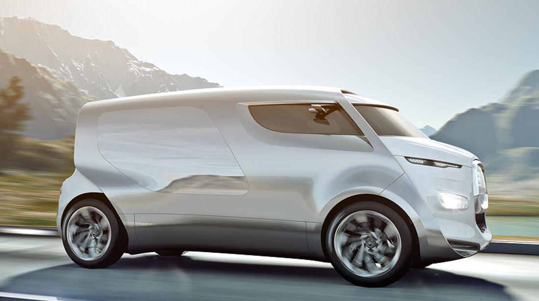 00/2011 IAA 2011 Citroen Tubik Conceptcar