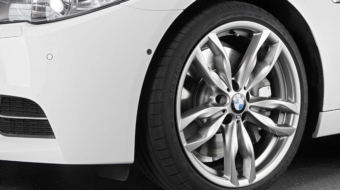 01/2012, BMW M 550d xDrive, Felge
