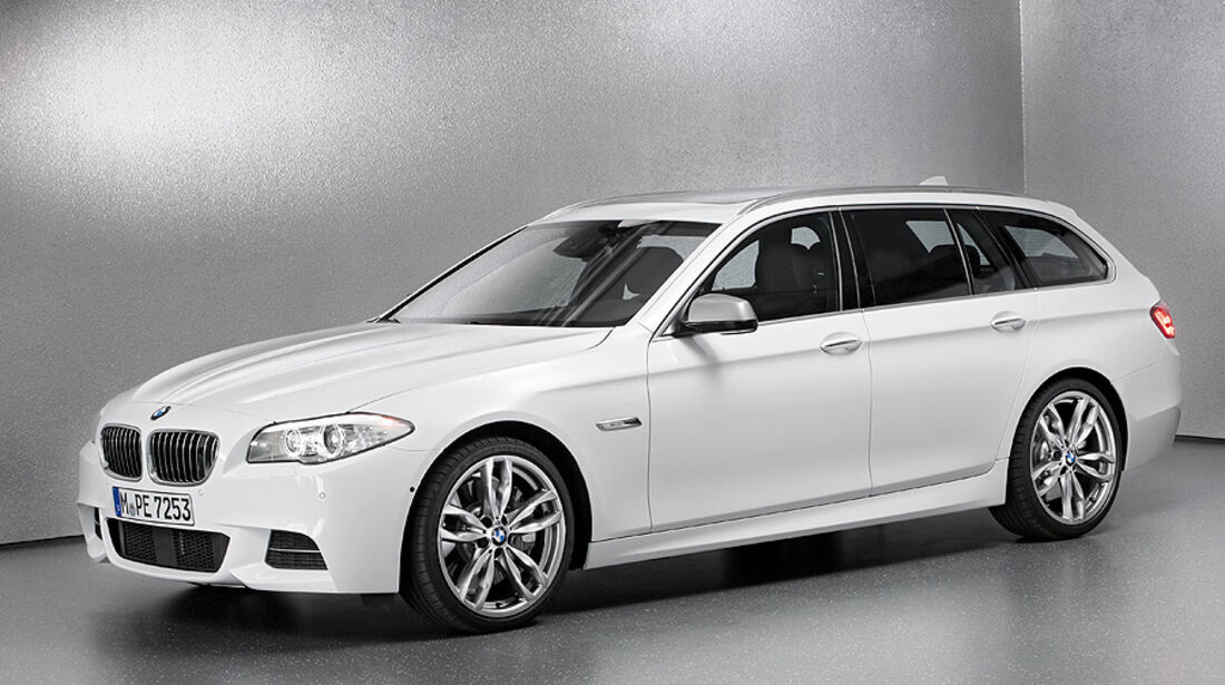01/2012, BMW M 550d xDrive, Touring