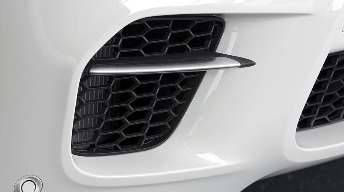 01/2012, BMW X5 M50d, Luftschacht