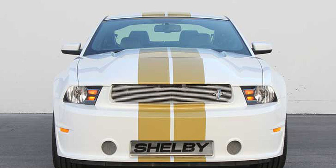 01/2012, Shelby Mustang GTS