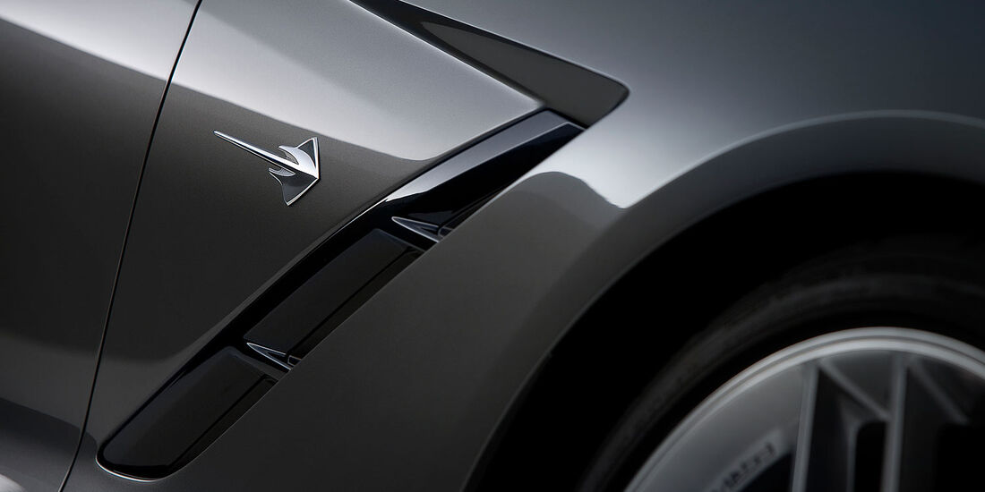 01/2013 Chevrolet Corvette, Kiemen