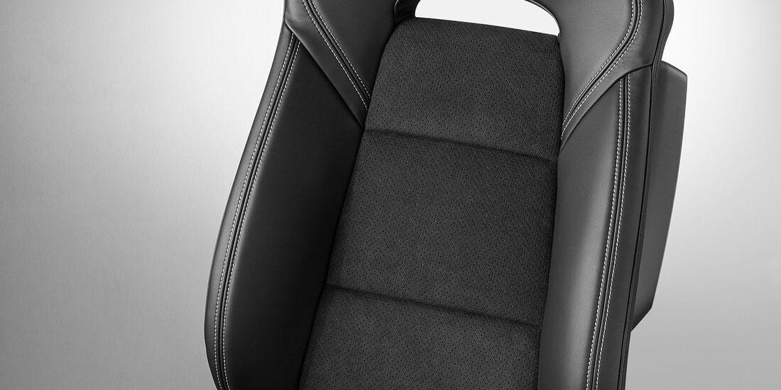 01/2013 Chevrolet Corvette, Sitz