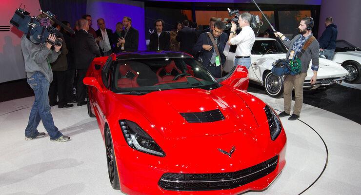 01/2013 Chevrolet Corvette Sitzprobe Jens Dralle