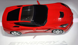 01/2013 Chevrolet Corvette