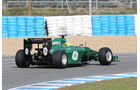 01/2014, Caterham CAT05 Präsentation Jerez