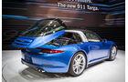 01/2014, Porsche 911 Targa Sitzprobe Jens Katemann