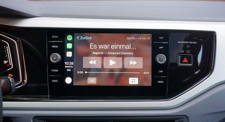 01/2018, Apple Car Play