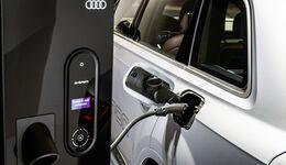 01/2018, Audi Ökostrom Feldversuch