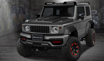01/2019, Wald International Suzuki Jimny Black Bison Edition