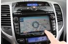 0111, ams 25/2010, Hyundai ix20 Blue 1.6 Comfort, Navigationssystem, Touchscreen