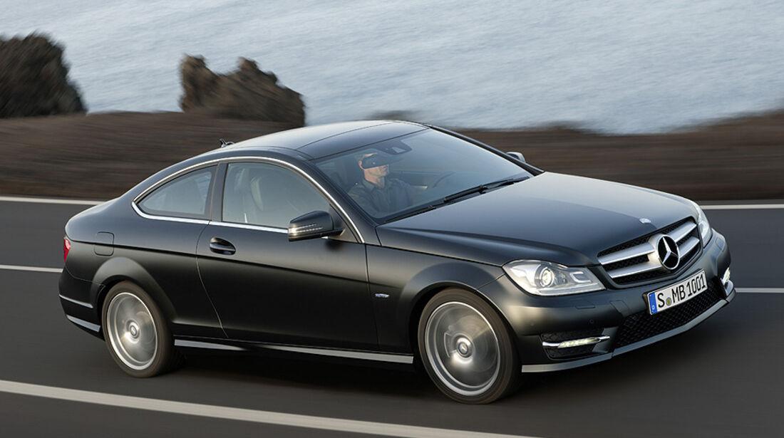 02/11 Mercedes C-Coupé