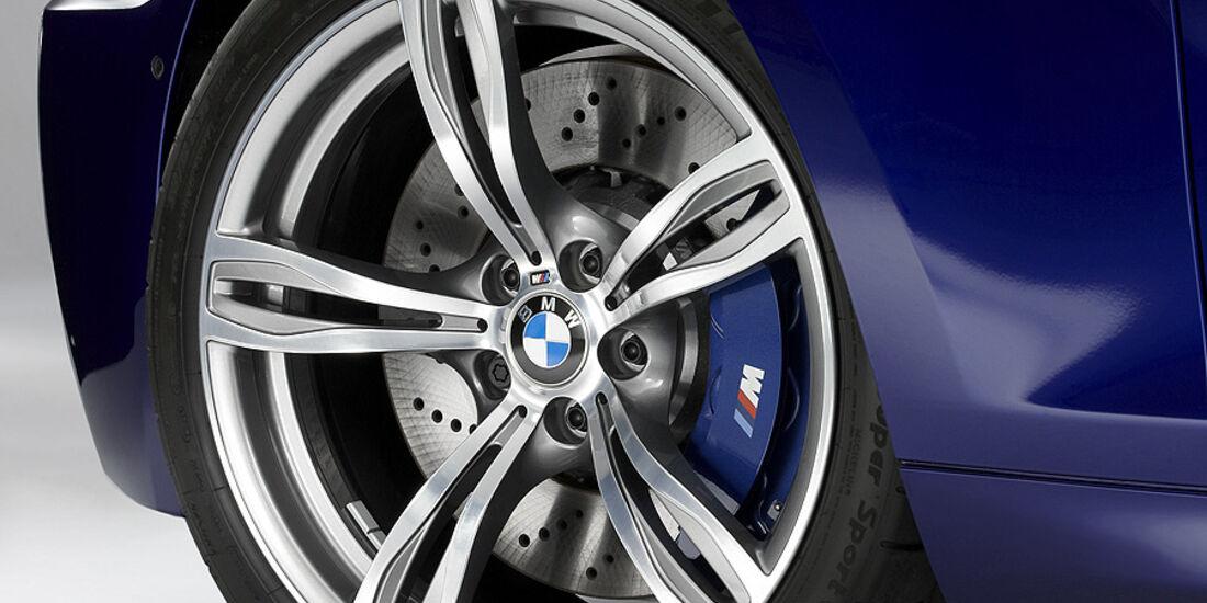 02/2012 BMW M6 Cabrio, Felge