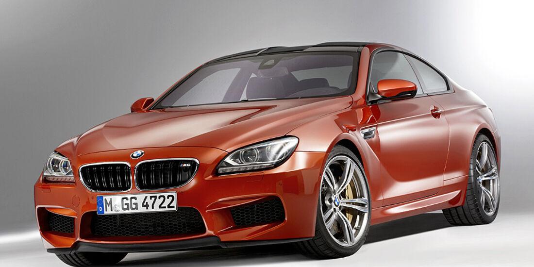 02/2012 BMW M6 Coupé