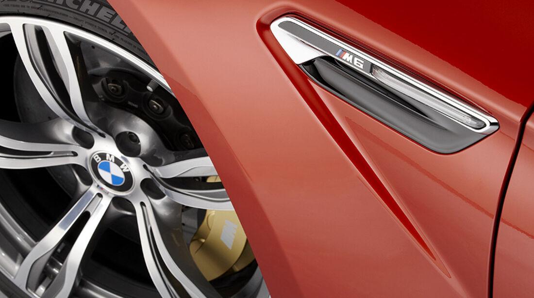 02/2012 BMW M6 Coupé, Kiemen