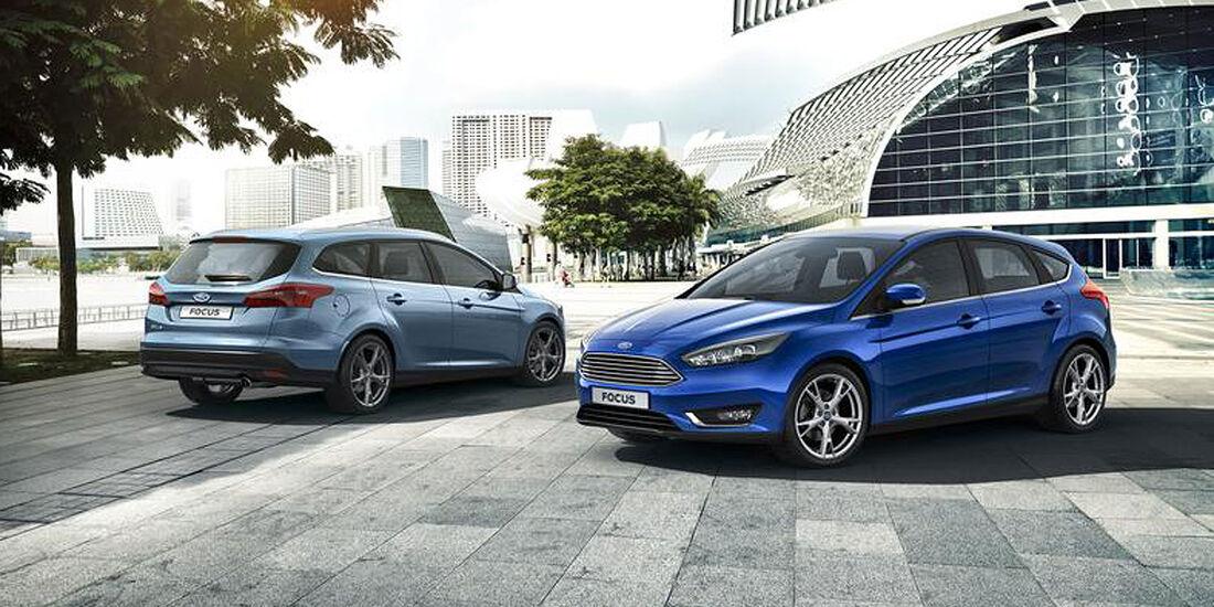 02/2014, Ford Focus Facelift