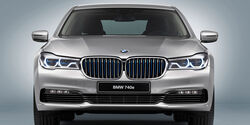 02/2016 BMW 740e iPerformance