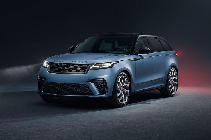 02/2019 Range Rover Velar SVAutobiography Dynamic Edition