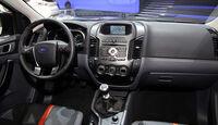 03/11 Ford Ranger Wildtrak, Genf, Innenraum