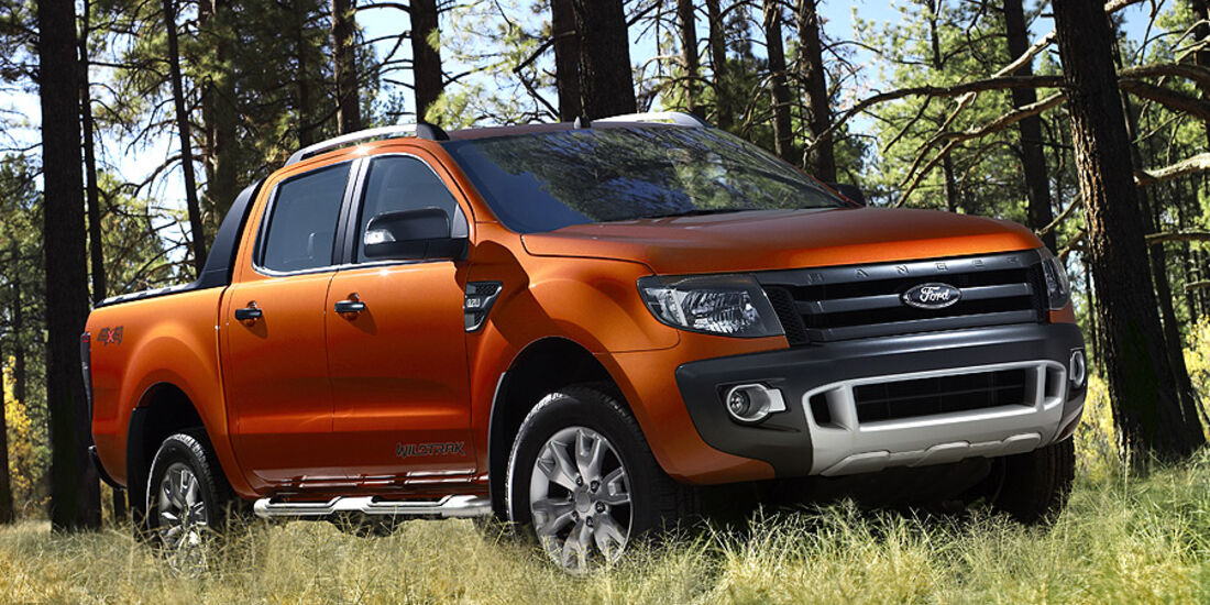 03/11 Ford Ranger Wildtrak, Genf