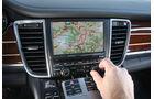 03/11 aumospo 07/2011  Porsche Panamera, Navigationssystem