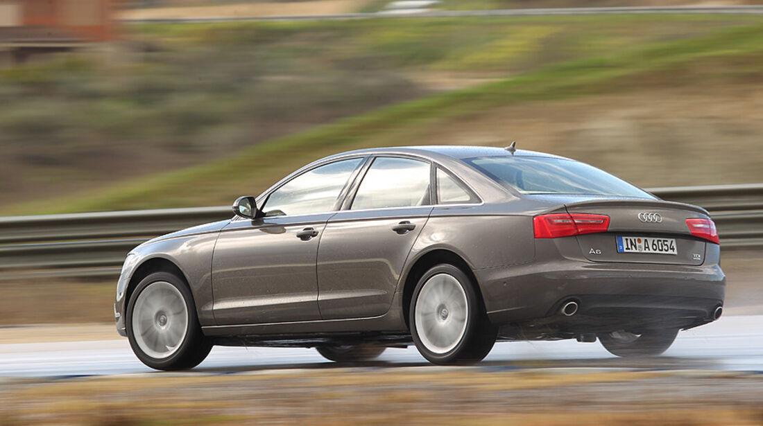 03/2011  Audi A6 3.0 TDI, aumospo 06/2011, Allrad