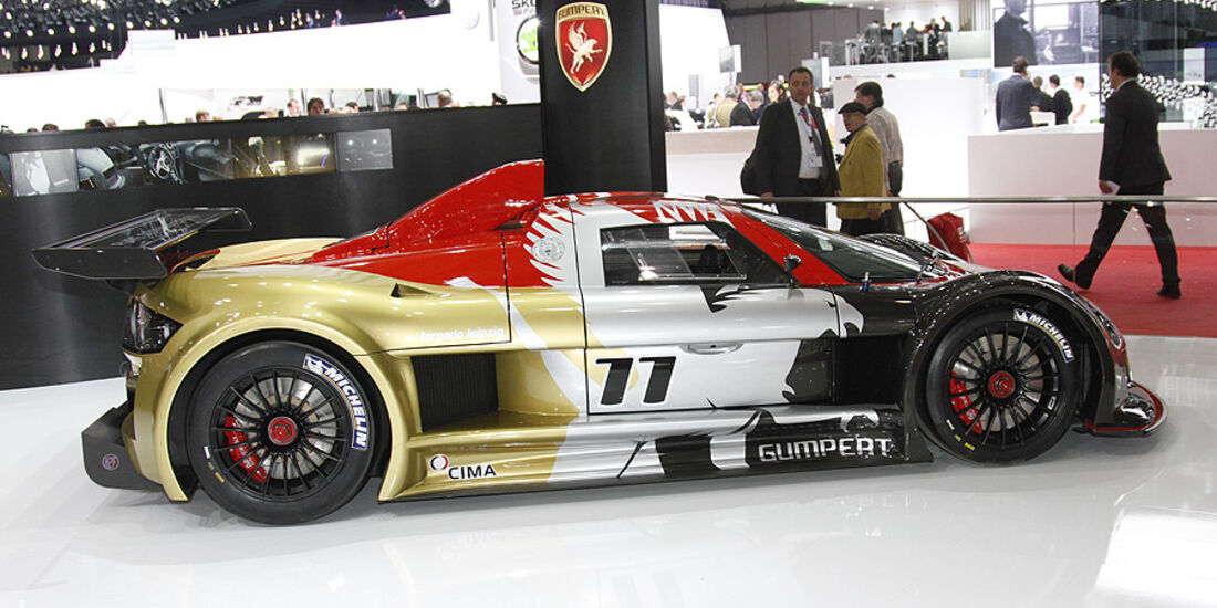 03/2012, Gumpert Apollo R Genf