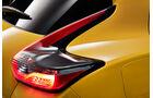 03/2014, Nissan Juke Facelift Genf, Rückleuchten