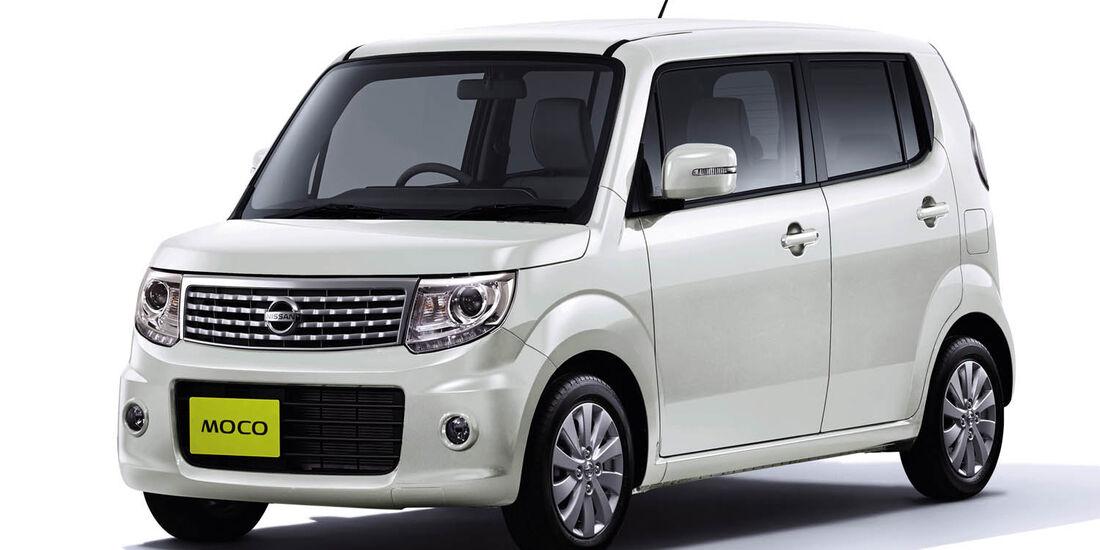 03/2014, Nissan Moco Japan