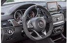 03/2015 Mercedes GLE 63 AMG Sperrfrist 26.3.2015 New York