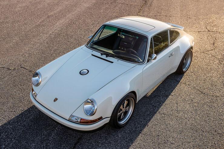 03/2017 Singer Porsche 911 Miami