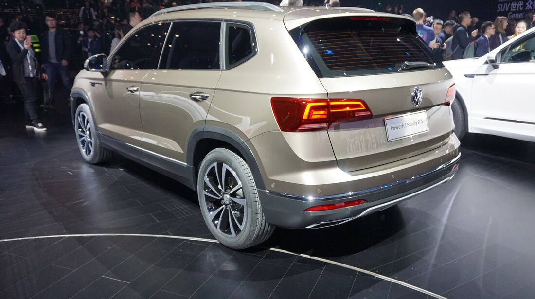 03/2018, VW Powerful Family SUV