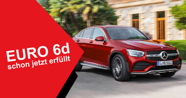 03/2019, Mercedes GLC Coupé Euro 6d
