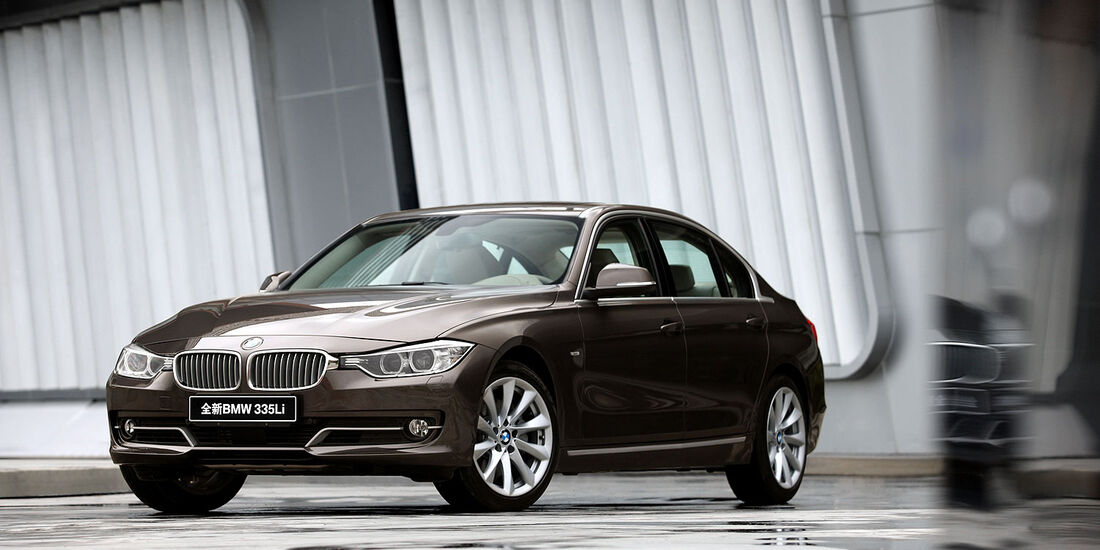 04/2012, BMW 3er Langversion