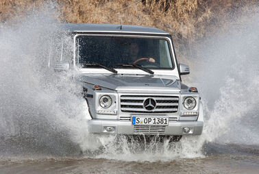 40 Jahre MercedesG