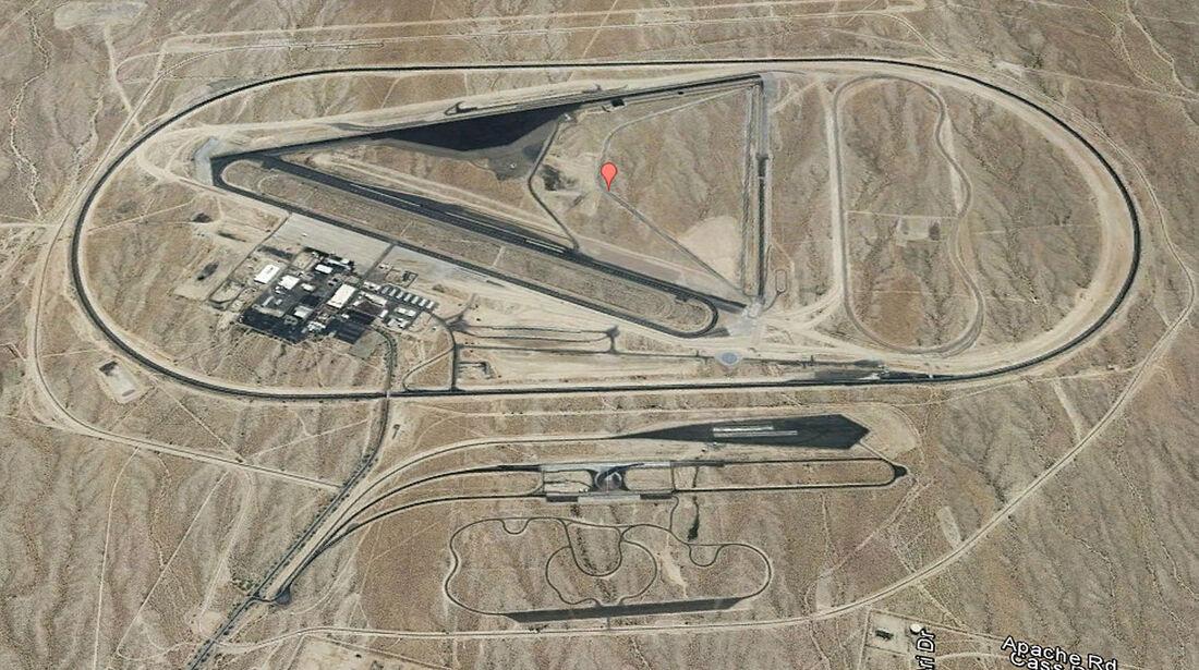 04/2012, Teststrecke, Chrysler Arizona