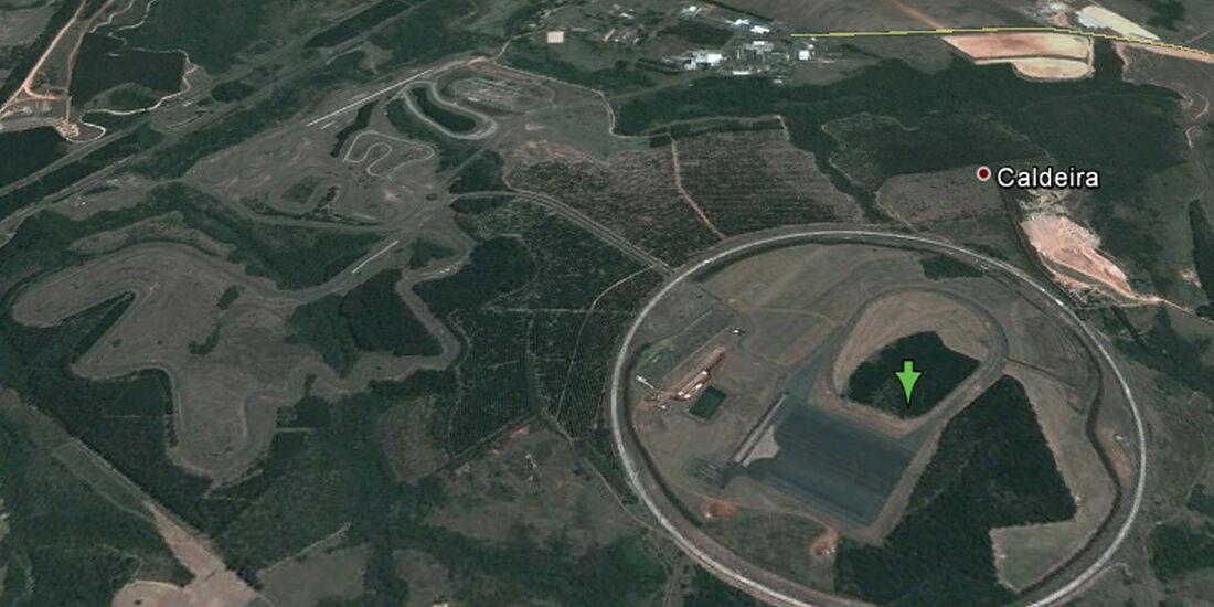 04/2012, Teststrecke, GM Brasilien