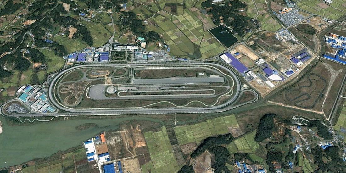 04/2012, Teststrecke, Hyundai Namyang korea