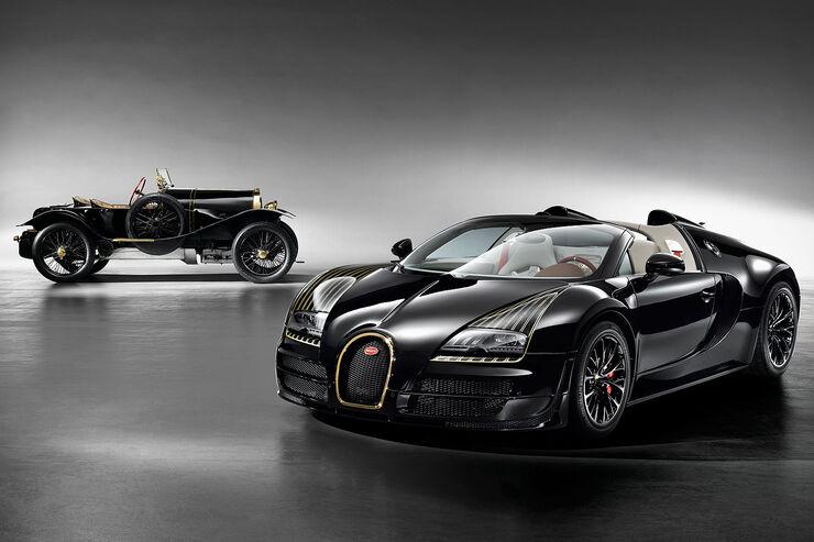 04/2014 Bugatti Veyron Legends Black Bess