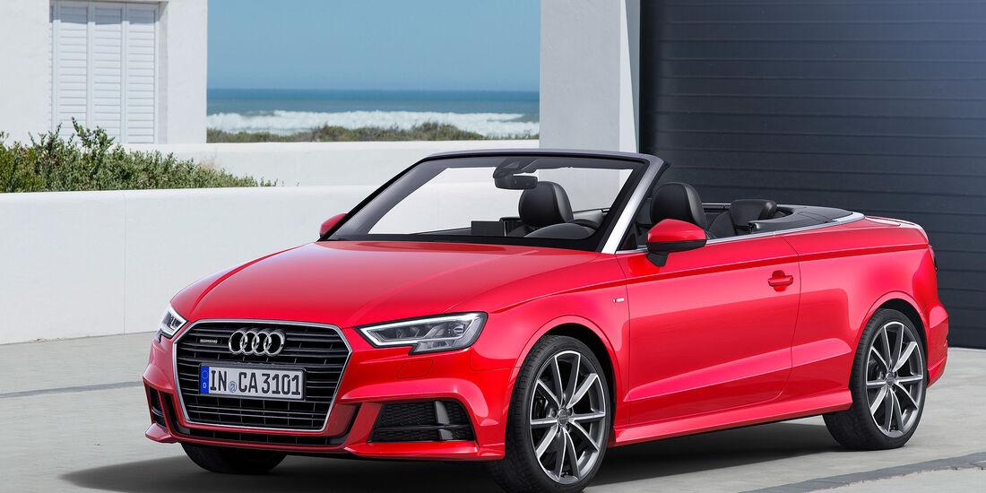 04/2016, Audi A3 Facelift